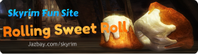 Rolling Sweet Roll Banner280