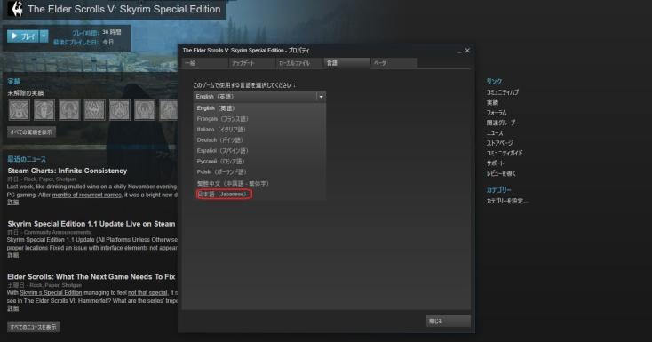 SE 公式日本語版